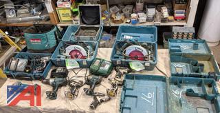 Makita Electric & Cordless Hand Tools
