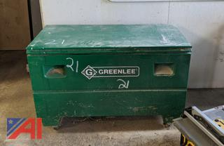 Greenlee Storage Job Box