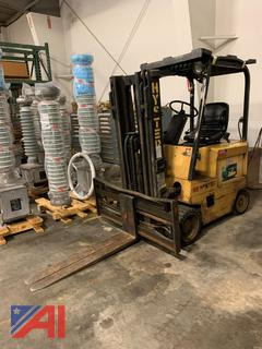 Hyster E40XL-27 Electric Forklift