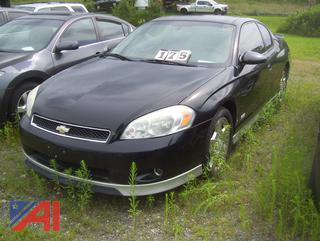 2007 Chevy Monte Carlo SS Coupe (36WH90)