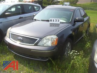 2006 Ford Five Hundred Sedan (4NX420)