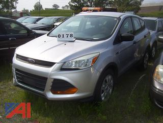 2013 Ford Escape SUV (627B)