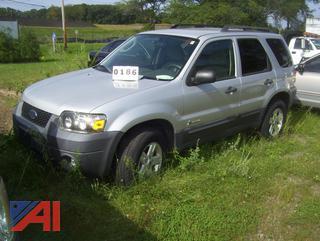 2007 Ford Escape Hybrid SUV (147W)