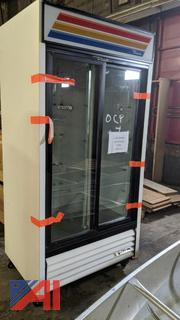 True Refrigerator/Freezer