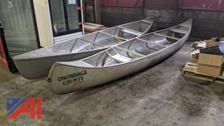 16' Grumman Canoes