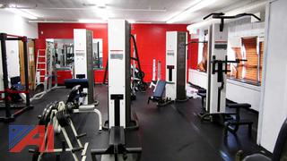 Large Lot of Fitness Equipment