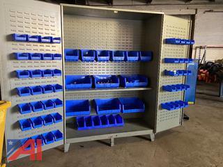 Heavy Duty Parts Cabinet