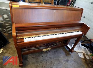 Upright Pianos, Kawai & Sohmer