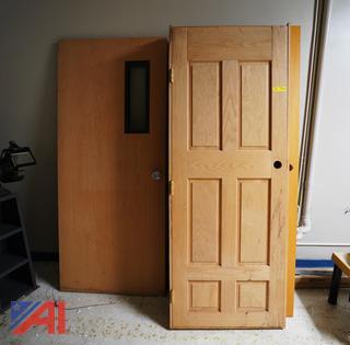 Assorted Doors