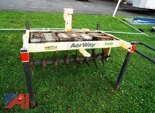 Holland Aerway Turf Aerator