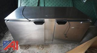 Beverage Air 5' Undercounter Cooler