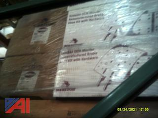 (#2) Pallet of Brake Parts, New/Old Stock