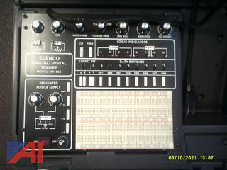 Elenco XK-550 & XK-700 Digital-Analog Trainers