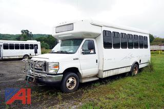 2016 Ford E450 Coach Wheelchair Shuttle Bus/CO-18