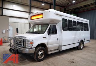 2017 Ford E450 Coach Wheelchair Shuttle Bus/78