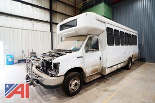 2016 Ford E450 Coach Wheelchair Shuttle Bus/CO-20