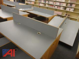 Computer Table Work Stations