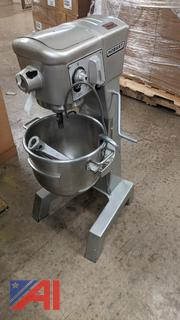 Stainless Steel Hobart Stand Mixer
