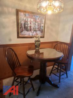 Pub Height Table Set and More