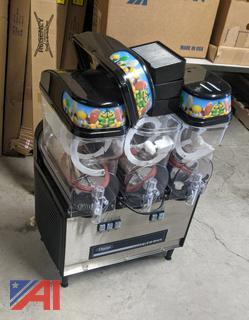 3-Pod Omega Frozen Smoothie Machine