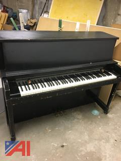 (#7) Baldwin Upright Piano