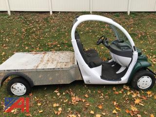 (#17) GEM Electric Utility Car