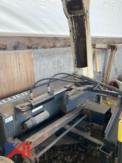 (#9A) Allied Farm King 8420 Snow Blower