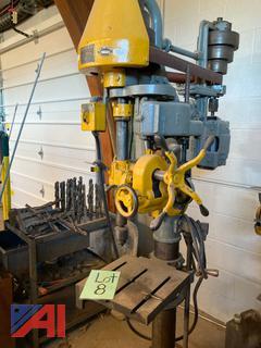 (#8) Canedy-Otto Drill Press