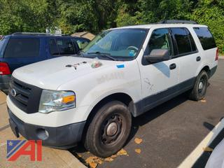 (#1) 2011 Ford Expedition XLT SUV