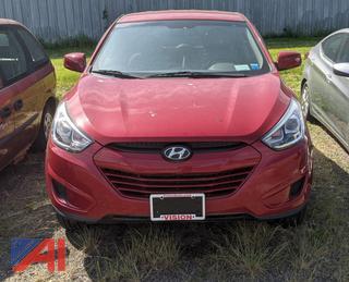 2015 Hyundai Tucson SE 4 Door