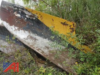 Walters V-Blade 10' Snow Plow Attachment