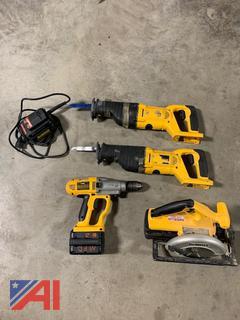 Dewalt Power Tools & Batteries & Chargers