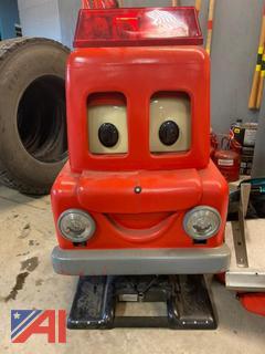 Freddie the Fire Truck