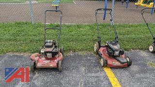 """Toro Walk-Behind 22"""" Lawn Mowers"""