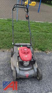 "Honda HRX217 Versamow Walk Behind 22"" Lawn Mower"