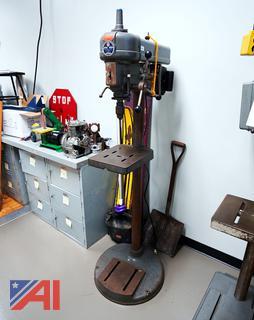 Walker Turner #1216-42 Floor Model Drill Press