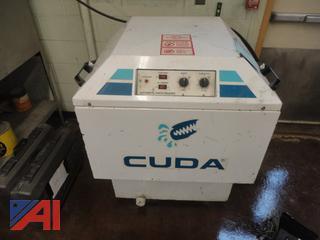 Cuda Parts Washer