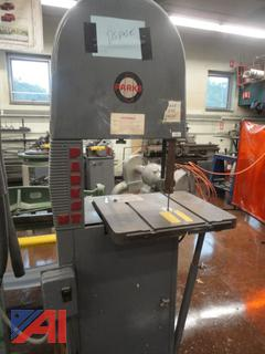 Parks M2 Band Saw