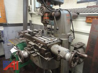 South Bend Vertical Milling Machine
