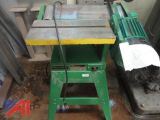 Woodtek Horizontal/Vertical Sanding Machine