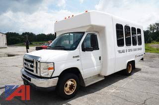 2011 Ford E350 Diamond Coach Shuttle Bus