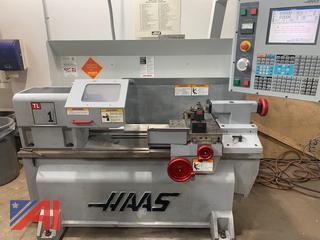 2005 Haas, Model #TL-1 CNC Toolroom Lathe
