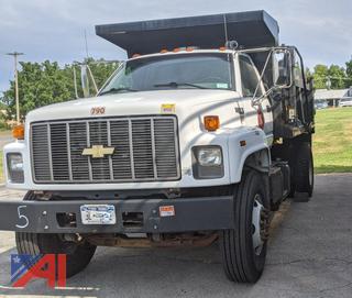 1996 Chevy Kodiak Dump Truck