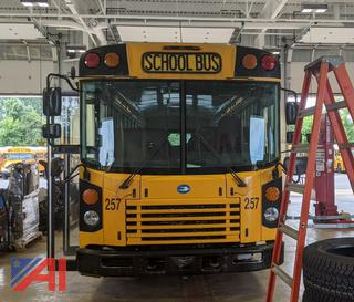 2013 Blue Bird All American School Bus
