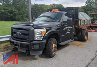 2012 Ford F350 Truck with Sander