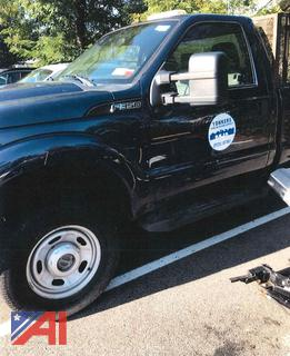 2012 Ford F350 XL Super Duty Pickup Truck