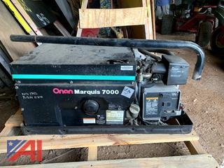 Onan Marquis 7000 Watt Generator