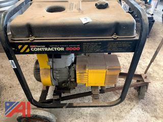 Coleman Powermate 000 Contractor Generator