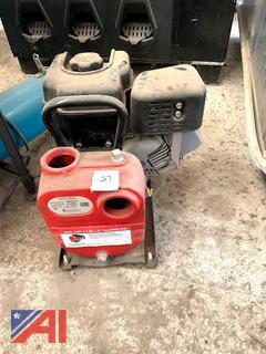 Red Lion Transfer Pump