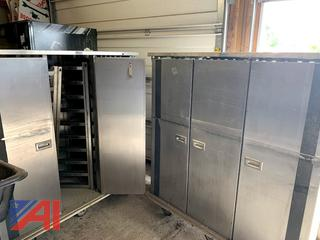 Stainless Steel Seco Storage Cabinets